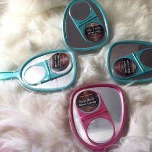 HAND MIRROR WITH MINI ONE INCLUDED